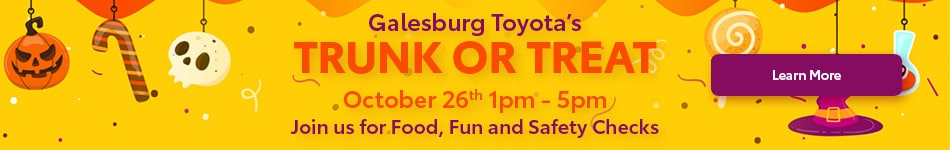Galesburg Toyota's Trunk or Treat