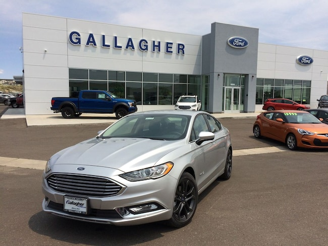 New 2018 Ford Fusion Hybrid SE Sedan for sale near Winnemucca