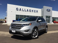 New 2018 Ford Edge Titanium Crossover for sale in Elko, NV