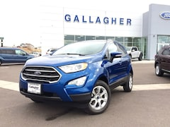 New 2018 Ford EcoSport SE Crossover for sale in Elko, NV