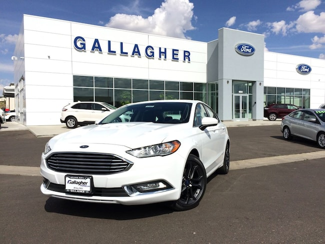 New 2018 Ford Fusion SE Sedan for sale near Winnemucca