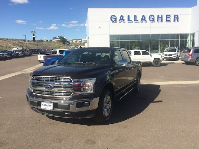 New 2018 Ford F-150 Lariat Truck for sale near Winnemucca