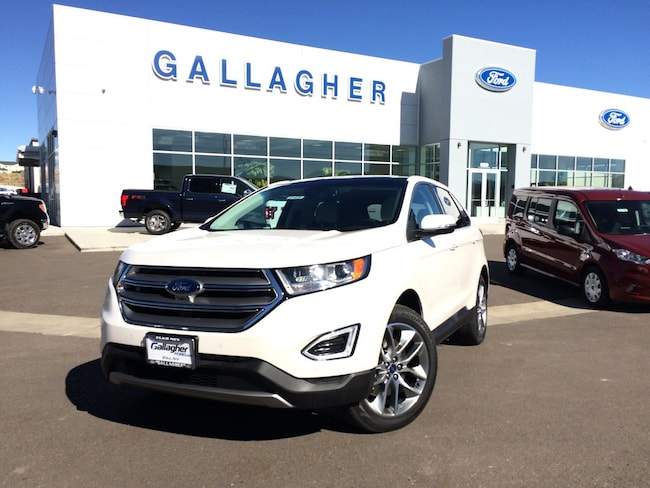 New 2018 Ford Edge Titanium Crossover for sale near Winnemucca