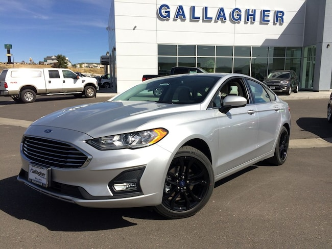 New 2019 Ford Fusion SE Sedan for sale near Winnemucca