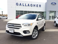 New 2019 Ford Escape SE SUV for sale in Elko, NV