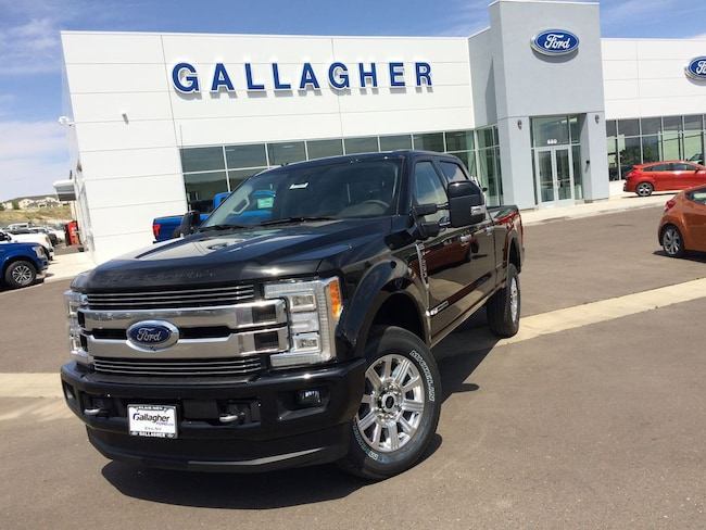 2018 Ford Superduty F-250 Limited Truck