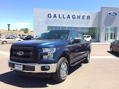 Used 2016 Ford F-150 Truck SuperCrew Cab for sale in Elko NV