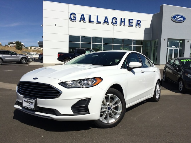 New 2019 Ford Fusion SE Sedan for sale near Winnemucca