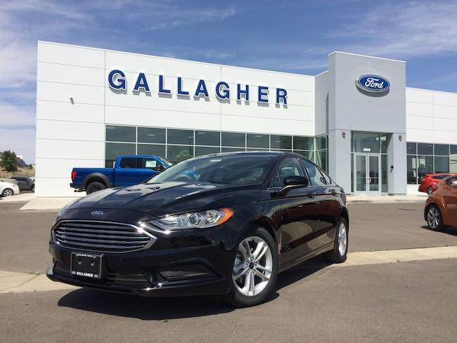 New 2018 Ford Fusion SE Sedan for sale near Winnemucca