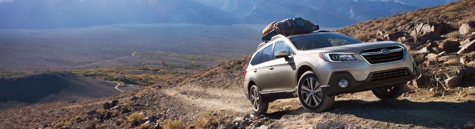 The New Subaru Outback Is Big On Capability Against Its Big Sky Country Rivals In Bozeman Mt