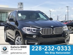 new BMW 2018 BMW X5 X5 sDrive35i SUV SAV for sale in D'Iberville, MS