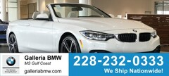 new BMW 2019 BMW 430i 430i Convertible Convertible for sale in D'Iberville, MS
