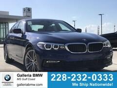 new BMW 2018 BMW 540i 540i Sedan Sedan for sale in D'Iberville, MS