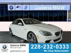 new BMW 2018 BMW 640i 640i Gran Coupe Sedan M Sport Gran Coupe for sale in D'Iberville, MS