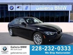 loaner vehicle 2018 BMW 320i 320i Sedan Courtesy Vehicle Sedan for sale in D'Iberville, MS
