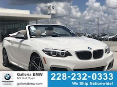 new BMW 2018 BMW M240i M240i Xdrive Convertible ***All Wheel Drive!*** Convertible for sale in D'Iberville, MS