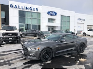 2015 Ford Mustang GT TRACK PACK ONLY 27000 KM SUMMER TOY!!!