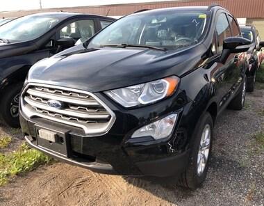 2018 Ford EcoSport SE 4WD Con pkg SE 4WD
