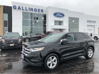 2016 Ford Edge SE FRONT WHEEL DRIVE WITH NEW TIRES!  SE FWD