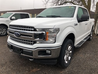 2018 Ford F-150 MANAGER'S DEMO SPECIAL!!! Truck SuperCrew Cab