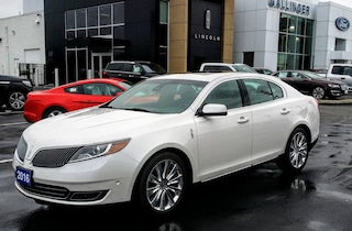 2016 Lincoln MKS EcoBoost w/ ELITE AND TECHNOLOGY PKGS!  Sedan