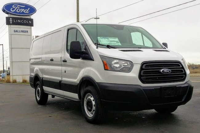 New 2019 Ford Transit 250 Cargo Van For Sale at GALLINGER