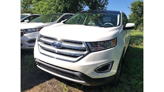 2018 Ford Edge SEL AWD Cdn Tour & Cold pkgs Lther trim Comp Demo SUV