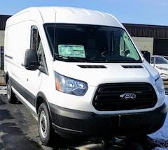 2019 Ford Transit-250 Mid Roof V6 ecoboost Int pkg TBC Van Medium Roof Cargo Van