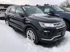 2019 Ford Explorer Limited 301a pkg moon roof 20