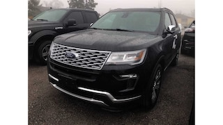 2018 Ford Explorer Platinum Quads 20