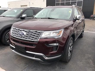 2019 Ford Explorer Platinum Quads 20