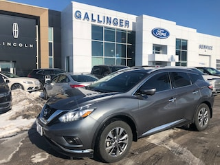 2015 Nissan Murano FULLY LOADED AND ONLY 25500 KM!!! SUV