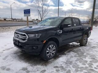 2019 Ford Ranger LARIAT 501a pkg Truck SuperCrew