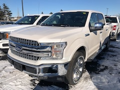 2019 Ford F-150 LARIAT 502a 3.5L eco Chrome moonroof TBC Truck SuperCrew Cab