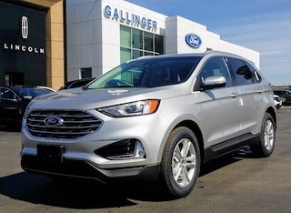 2019 Ford Edge SEL Cold Weather pkg SEL FWD