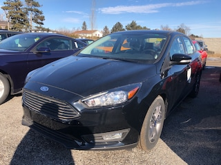 2018 Ford Focus SE Winter pkg Sedan