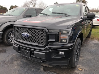 2019 Ford F-150 LARIAT 502a 3.5L eco Sport Adaptive Cruise roof Truck SuperCrew Cab