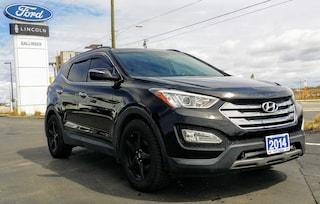 2014 Hyundai Santa Fe Sport Limited - LEATHER, PANORAMIC SUNROOF & NAVIGATION! SUV
