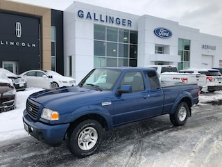 2008 Ford Ranger 4X2 SPORT SUPERCAB ONLY 59900 KM!!! Truck Extended Cab