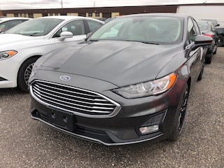2019 Ford Fusion SE Moon Roof Co-Pilot 360 Assist Demo Sedan