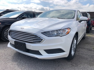 2018 Ford Fusion SE MANAGER'S SPECIAL!!! Sedan