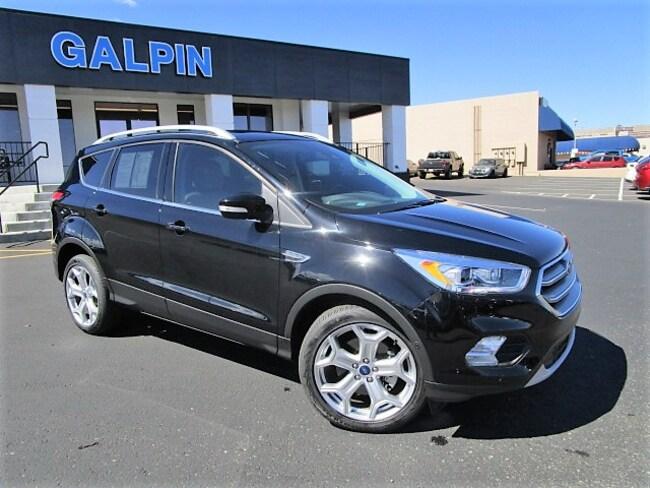 2017 Ford Escape Titanium AWD Titanium  SUV
