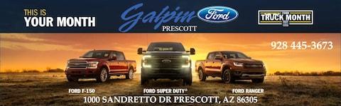 Galpin Ford Inc Ford Dealership In Prescott Az