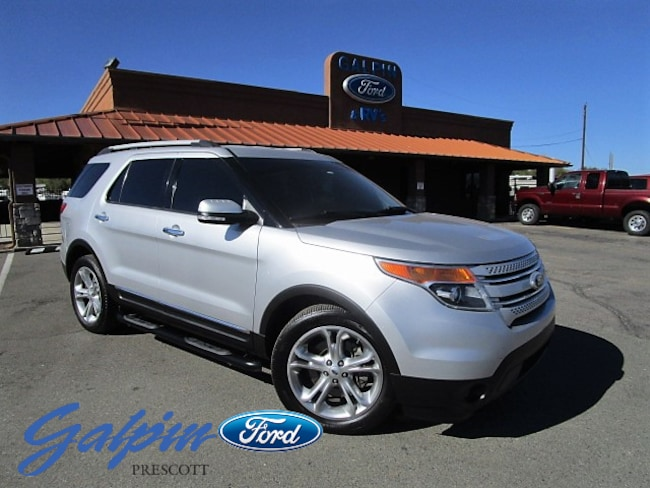 2013 Ford Explorer Limited Limited  SUV