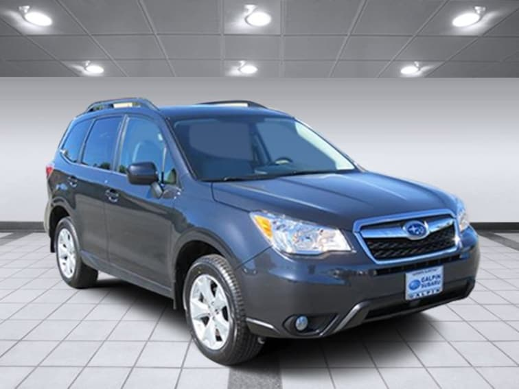 Certified Pre-Owned 2016 Subaru Forester 2.5i Limited CVT 2.5i Limited PZEV for sale in Santa Clarita, CA