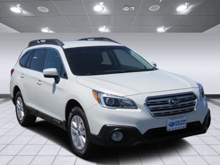 Used 2015 Subaru Outback 2.5i Premium Wagon for sale in Santa Clarita, CA