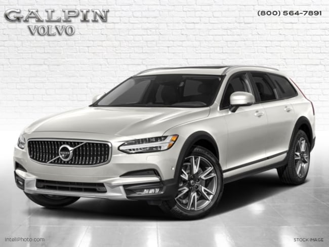 New 2018 Volvo V90 Cross Country T6 AWD Wagon For Sale/Lease Van Nuys, CA