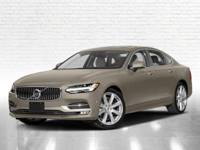 New 2018 Volvo S90 T5 AWD Momentum Sedan For Sale/Lease Van Nuys, CA