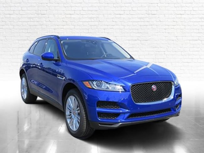 used 2018 jaguar f-pace for sale at galpin volvo | vin