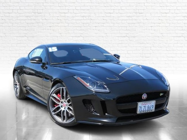 used 2015 jaguar f type for sale at galpin volvo vin